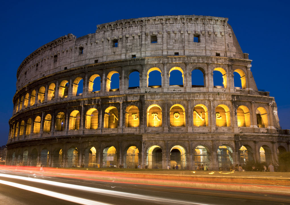 Visiter le colis e de rome horaires tarifs prix acc s for Les monuments les plus connus du monde